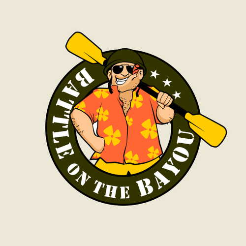 Battle on the Bayou needs a new logo