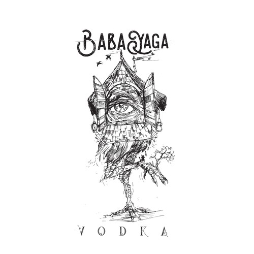 Vodka BabaRoga