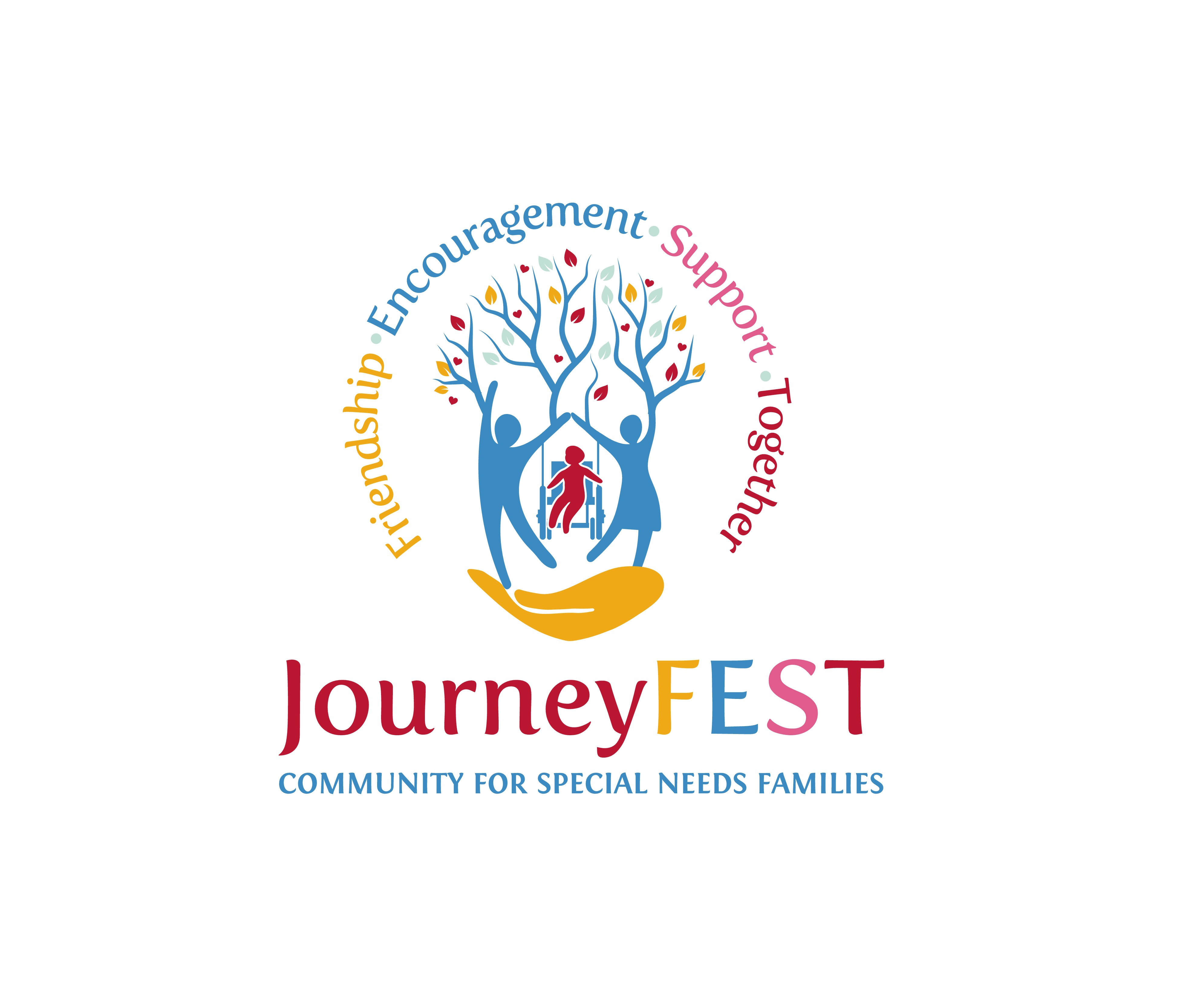 Style a Logo for Special Needs kids... JourneyFEST needs you!