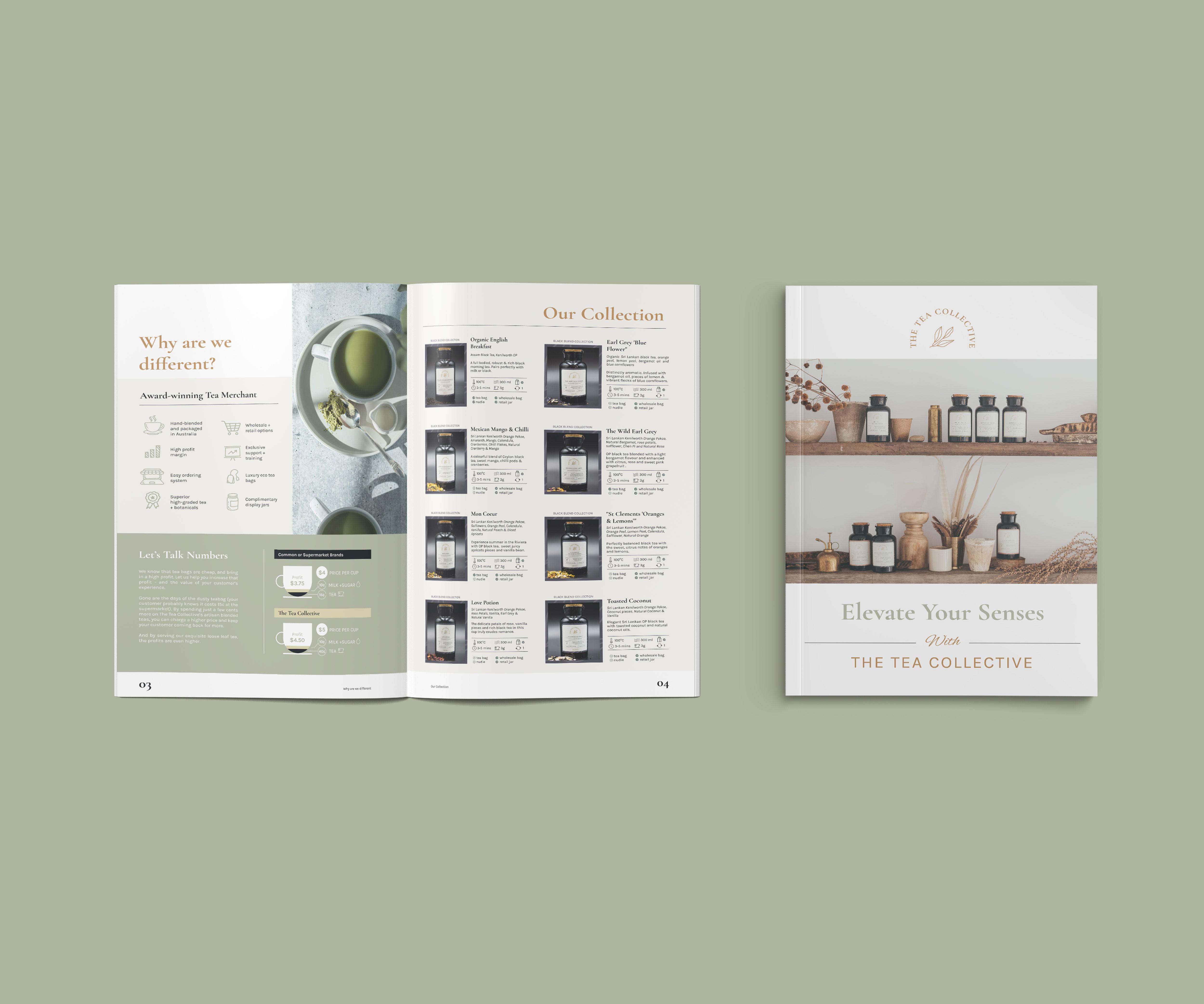 The Tea Collective Brochure