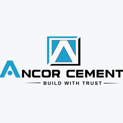Help Anchor Cement with a new logo