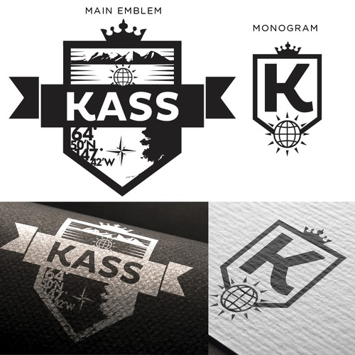 KASS Family legacy logo