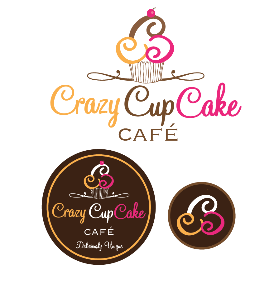 New logo wanted for Crazy CupCake Cafe