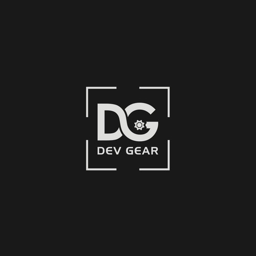Logo Design For Dev Gear - An Online Store for Software Developers and Graphic Designers