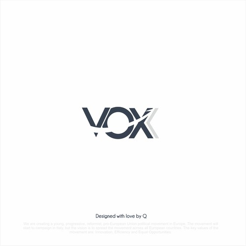 Logo design for VOX