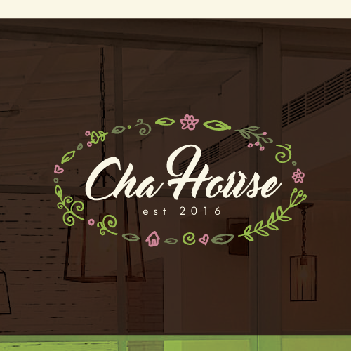 Logo concept for Cha House