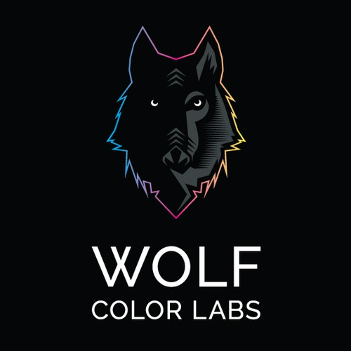 Wolf Color Labs Logo