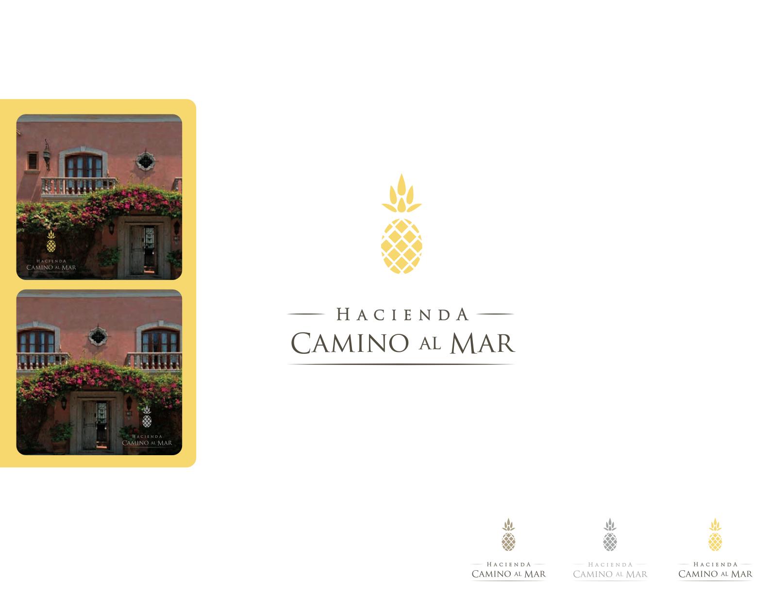 Help Hacienda Camino al Mar with a new logo