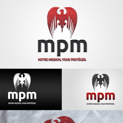 Aidez MPM avec un nouveau design de logo