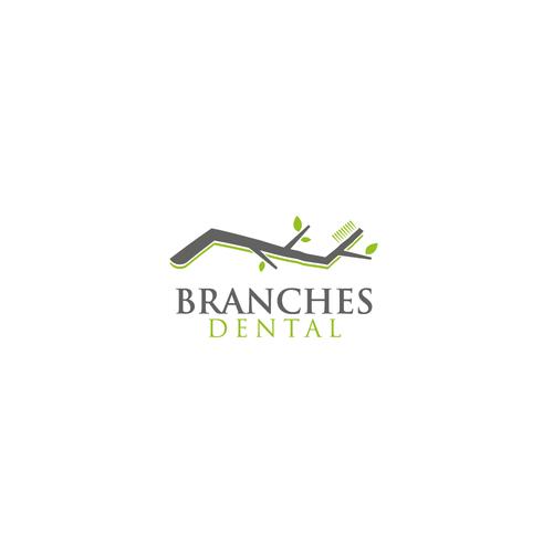 branches dental logo