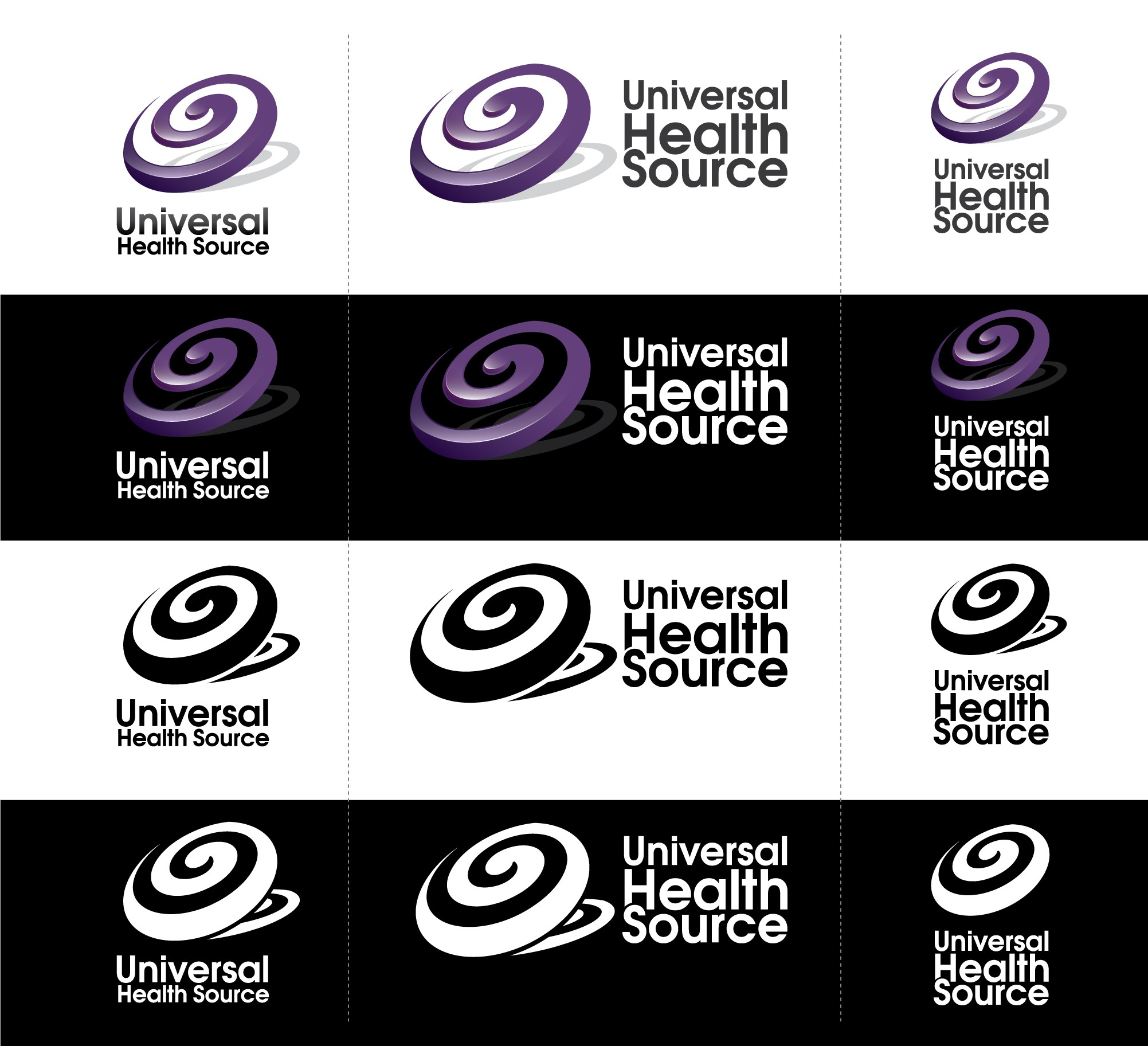 Help Universal Health Source with a new logo