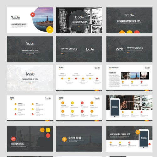 Taadin Powerpoint Templates
