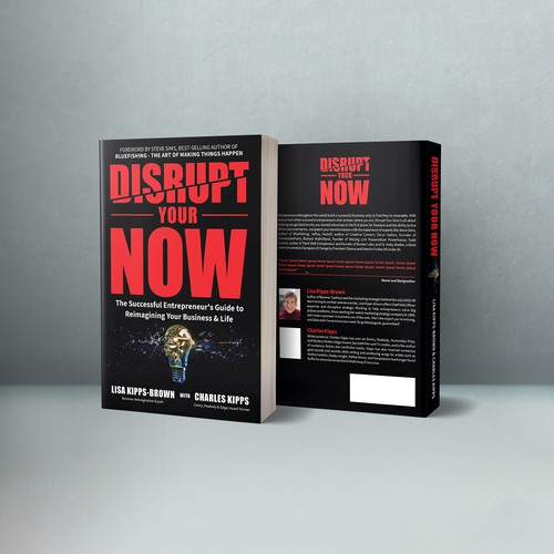 Entrepreneur book cover: world class experts & Emmy award-winning co-author