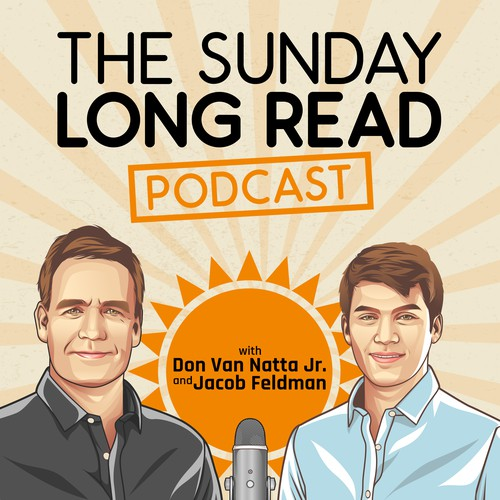 The Sunday Long Read Podcast Cover