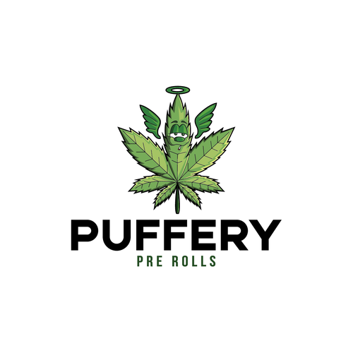 Logo for pre rolled cannabis company.