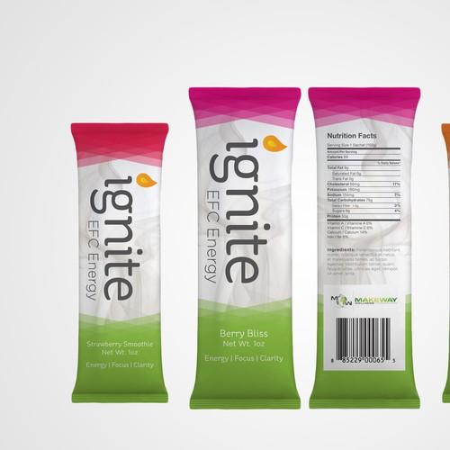 Ignite EFC Energy Packaging Design