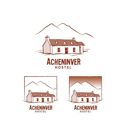 Logo for hostel