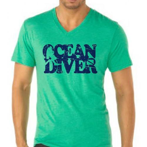 Winner design on Erstellt ein anziehendes Shirt-Design das Taucher begeistern wird!