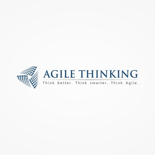 Help create classic logo for Agile Thinking consulting firm