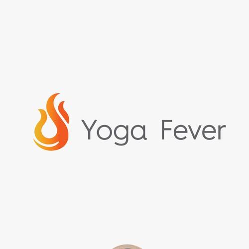 Yoga studio Logo entry