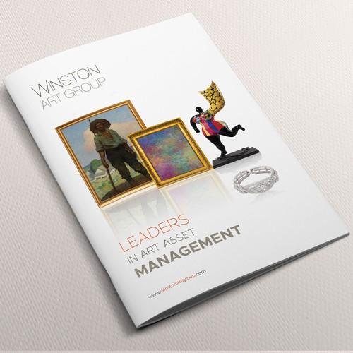Winston Art Group brochure