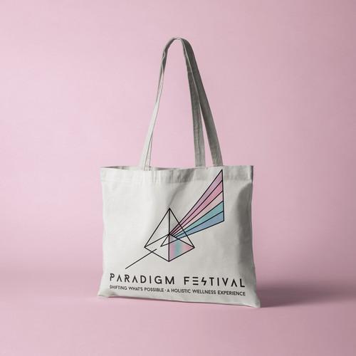 PARADIGM FESTIVAL TOTE BAG