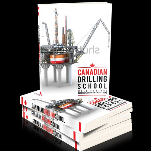 Help Canadian Drilling School with a new book or magazine cover