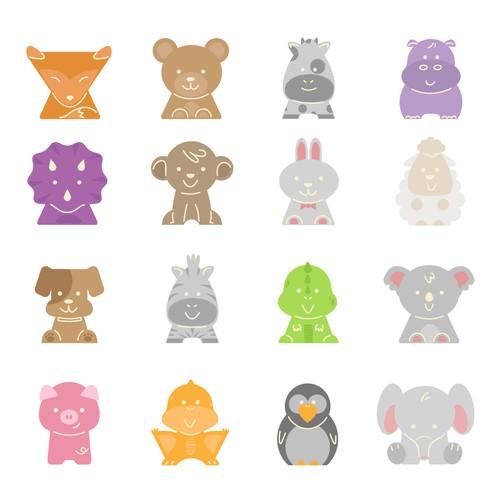 Childrens table design for Bugandpupllc
