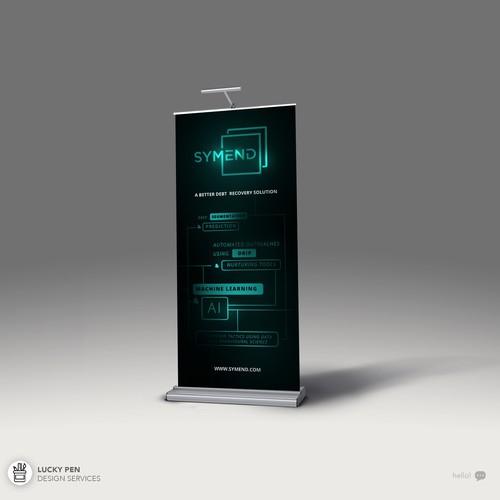 Banner for a Fintech innovators