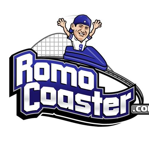 RomoCoaster Logo Design
