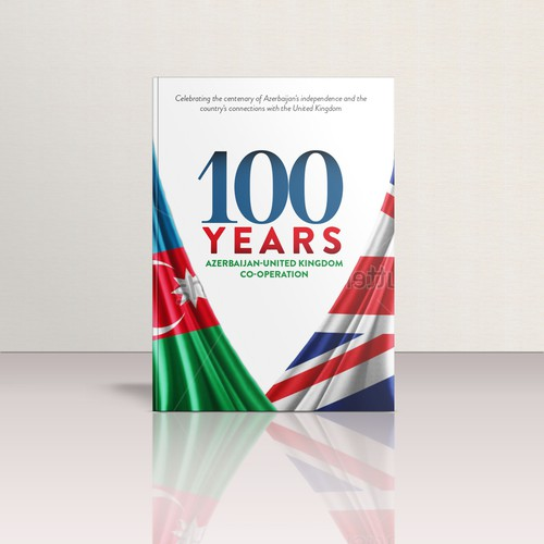 Centenary book cover