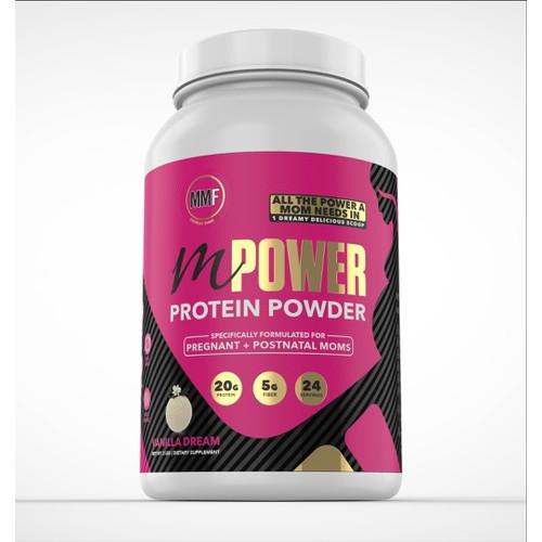 mPower Whey Protein