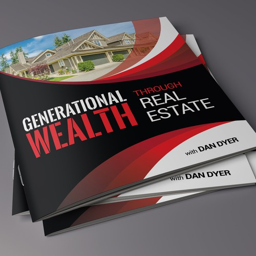 Real Estate Cover Design