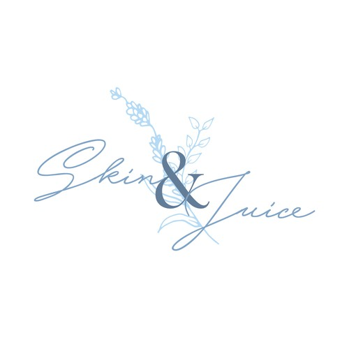 Logo for a cosmetic skin line