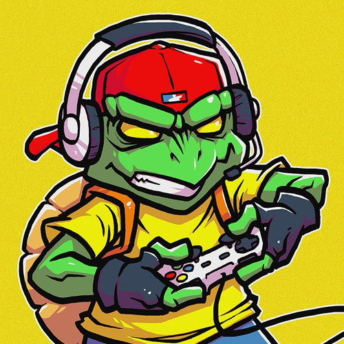 Sea Turtle Gamer
