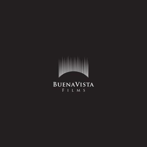 Logo design for BuenaVista Films