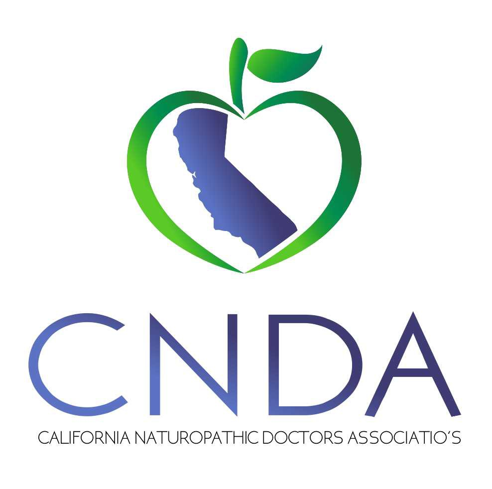 New Logo for CA Naturopathic Doctor's non-profit - Creating healthy CA through public awareness