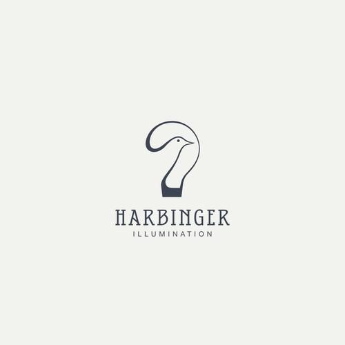 Logo Draft for for Harbinger Illumination