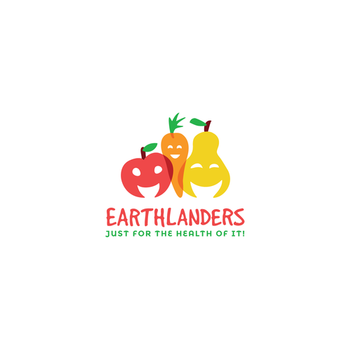 Logo concept for kids meals production company