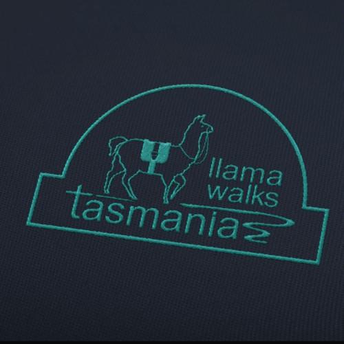 Logo for llama farm