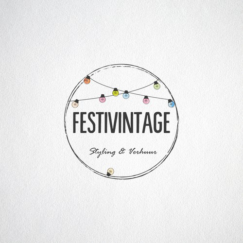 Logo for Festivintage