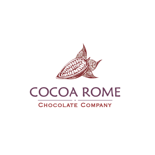 Logo concept for chocolate