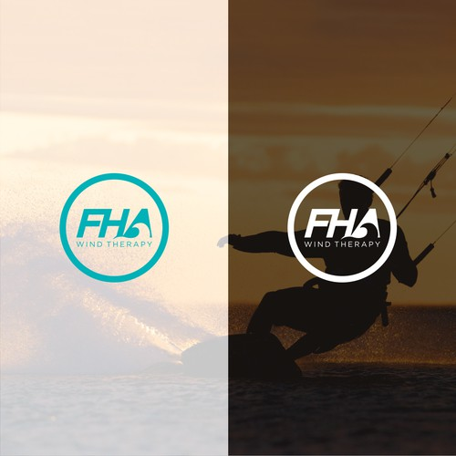Logo for FHA wind therapy