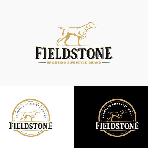 Logo design for outdoor sportswear brand