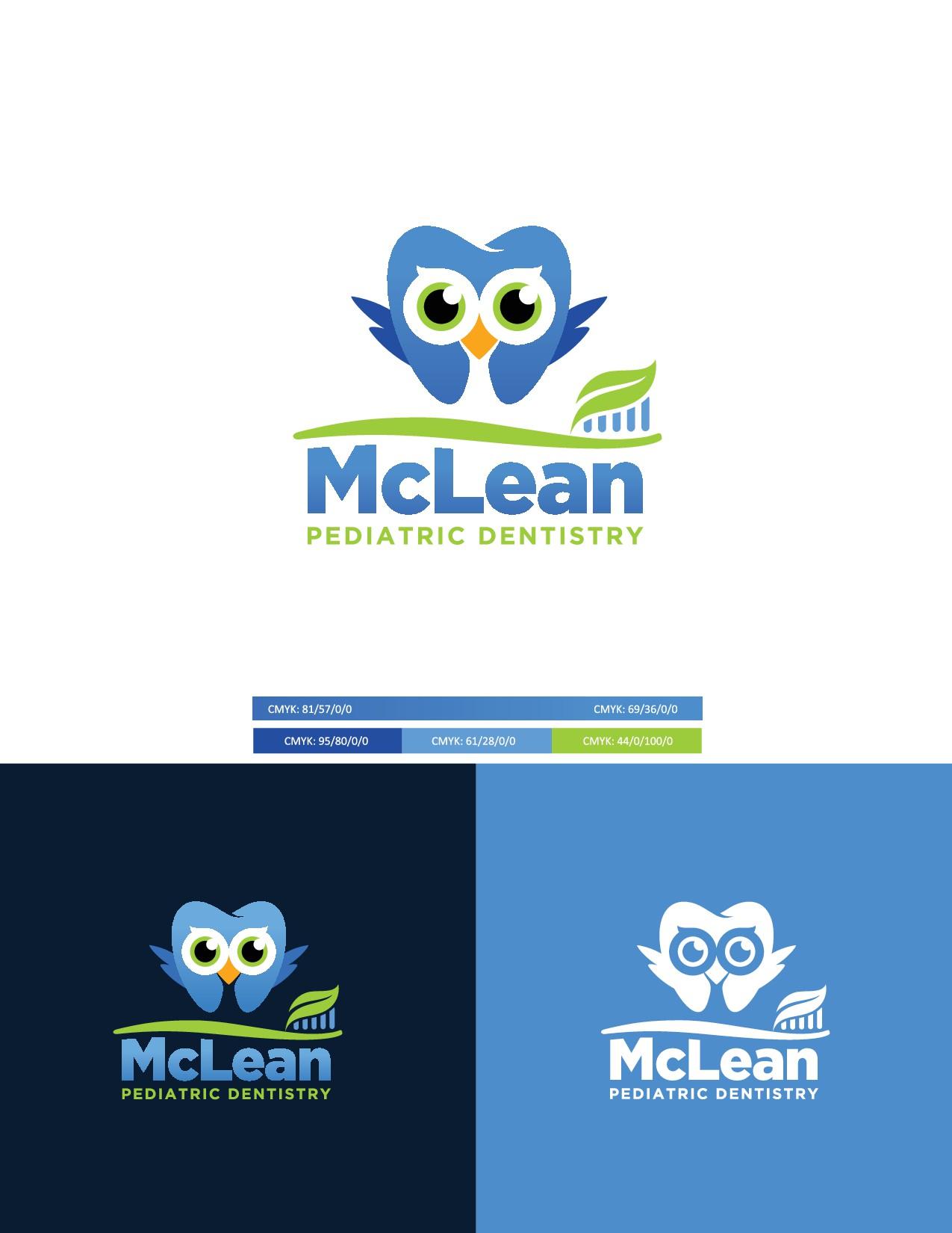 Fun Colorful Pediatric Dental Logo Needed :)