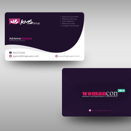 KMS Business Card