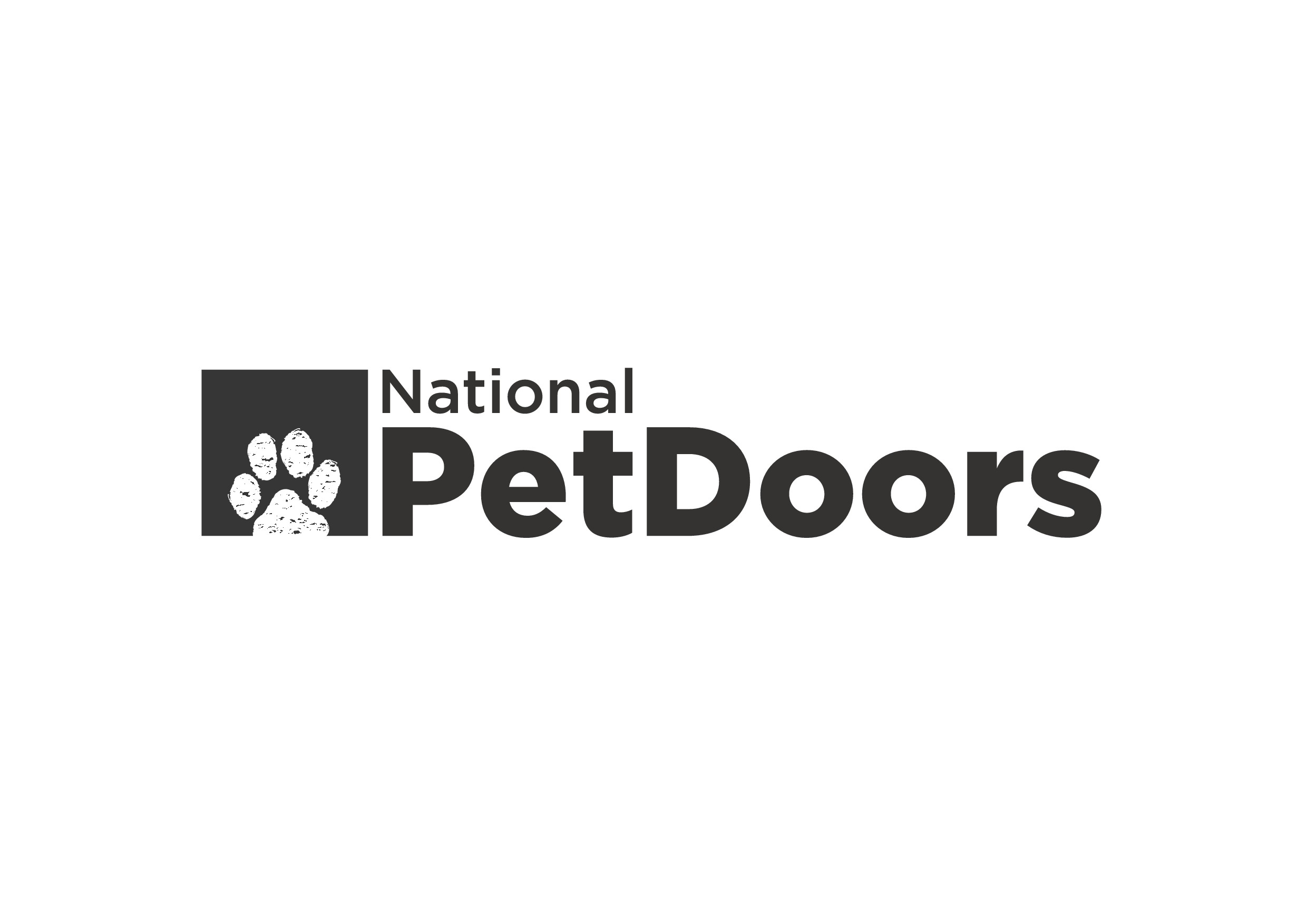 Bring to life a smart new logo for a pet door installation start up!