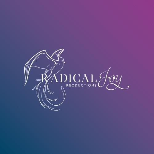 Beautiful and unique logo for RadicalJoy
