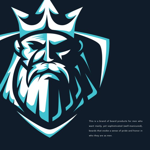 POSEIDON - FOR GOD-LIKE BEARDS