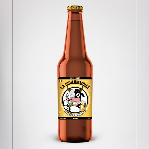 LABEL-LaCoulommoise-BEER-09